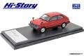 [予約]Hi-Story(ハイストーリー) 1/43 Toyota Starlet Si (1982) ラブリーレッド