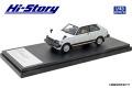 [予約]Hi-Story(ハイストーリー) 1/43 Toyota Starlet Si (1982) スマッシュホワイト