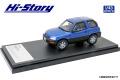 Hi-Story(ハイストーリー) 1/43 トヨタ RAV4 J (1994) ブライトブルーメタリック