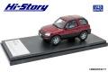Hi-Story(ハイストーリー) 1/43 トヨタ RAV4 J (1994) ワインレッドマイカ
