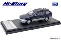 Hi-Story(ハイストーリー) 1/43 トヨタ カローラ WAGON G-TOURING (1995) ハーバーロードトーニング