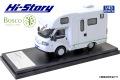 Hi-Story(ハイストーリー) 1/43 AtoZ AMITY Porto キャンピングカー (マツダ ボンゴトラック 2019) グリーンライン
