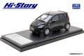 Hi-Story(ハイストーリー) 1/43 三菱 コルトRALLIART Version-R (2006) ブラックマイカ
