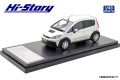Hi-Story(ハイストーリー) 1/43 三菱 コルトRALLIART Version-R (2006) ウォームホワイトパール