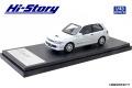 Hi-Story(ハイストーリー) 1/43 Toyota STARLET GT turbo (1989) スーパーホワイトII