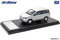 Hi-Story(ハイストーリー) 1/43 Honda HR-V J4 (1998) ボーグシルバーメタリック