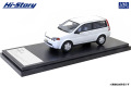 [予約]Hi-Story(ハイストーリー) 1/43 Honda HR-V J4 (1998) タフタホワイト