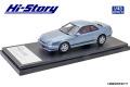 [予約]Hi-Story(ハイストーリー) 1/43 Honda PRELUDE SiR (1996) アイスバーグシルバーメタリック