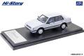 [予約]Hi-Story(ハイストーリー) 1/43 Toyota COROLLA SEDAN GT (1985) シルバー