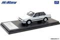 [予約]Hi-Story(ハイストーリー) 1/43 Toyota COROLLA SEDAN GT (1985) ホワイト