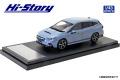 Hi-Story(ハイストーリー) 1/43 SUBARU LEVORG GT-H (2020) クールグレーカーキ