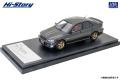 [予約]Hi-Story(ハイストーリー) 1/43 Toyota ALTEZZA RS200 TRD (1998) ダークグレーマイカメタリック