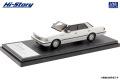 [予約]Hi-Story(ハイストーリー) 1/43 Toyota CROWN 4Door Hardtop Royal Saloon G (1986) スーパーホワイトII