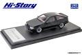[予約]Hi-Story(ハイストーリー) 1/43 Toyota COROLLA LEVIN カスタマイズ (1983) ブラック