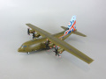 【SALE】InFlight Model 1/200 C-130J C5 イギリス空軍 C-130導入 50周年記念塗装 ZH883 With Stand