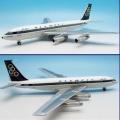 [予約] InFlight Model 1/200 720 オリンピック航空 SX-DBK With Stand