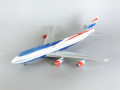 【SALE】InFlight Model 1/200 747-300 One-Two-Go オリエントタイ航空 HS-UTK With Stand
