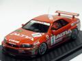 【SALE】ignition model(イグニッションモデル) 1/43 日産 ALTIA GT-R #1 1999 スーパー耐久