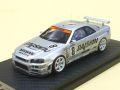 【SALE】ignition model(イグニッションモデル) 1/43 ダイシン アドバン GT-R R34 1999 スーパー耐久 #8