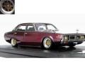 ignition model(イグニッションモデル) 1/43 日産 スカイライン 2000 GT-X (GC110) Purple Metallic ★生産予定数:160pcs