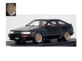 [予約]ignition model(イグニッションモデル) 1/43 トヨタ Corolla Levin(AE86) 3-Door GT Apex Black ★生産予定数:100pcs