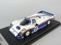 ignition model(イグニッションモデル) 1/43 ポルシェ 962C (#17) 1987 ル・マン ★生産予定数:180pcs