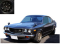 ignition model(イグニッションモデル) 1/43 マツダ Savanna (S124A) Black ※Watanabe Wheel ★生産予定数:200pcs