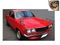 ignition model(イグニッションモデル) 1/43 マツダ Savanna (S124A) Red ※Watanabe Wheel ★生産予定数:140pcs