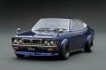 ignition model(イグニッションモデル) 1/43 三菱 Colt Galant GTO 2000GSR (A57) Blue ★生産予定数:120pcs