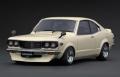 ignition model(イグニッションモデル) 1/18 マツダ サバンナ (S124A) ホワイト ★生産予定数:140pcs