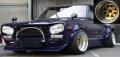 ignition model(イグニッションモデル) 1/43 LB-WORKS Hakosuka 2Dr Purple ★生産予定数:200pcs