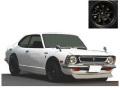 ignition model(イグニッションモデル) 1/43 トヨタ カローラ レビン (TE27) ホワイト ★生産予定数:140pcs