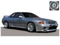ignition model(イグニッションモデル) 1/43 ニスモ R32 GT-R S-tune シルバー★生産予定数:140pcs