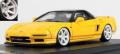 ignition model(イグニッションモデル) 1/43 ホンダ NSX (NA1) Yellow ★生産予定数:120pcs