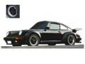 [予約]ignition model(イグニッションモデル) 1/43 Porsche911 (930) Turbo Black ★生産予定数:120pcs