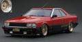 ignition model(イグニッションモデル) 1/18 日産 スカイライン 2000 RS-Turbo (R30) レッド ※SS-Wheel ★生産予定数:200pcs