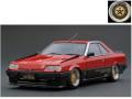 ignition model(イグニッションモデル) 1/18 日産 スカイライン 2000 RS-X Turbo-C (R30) レッド ★生産予定数:180pcs