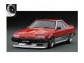 ignition model(イグニッションモデル) 1/18 日産 スカイライン 2000 RS-X Turbo-C (R30) Red/Silver ★生産予定数:120pcs