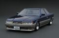 ignition model(イグニッションモデル) 1/18 日産 レパード 3.0 Ultima (F31) ブルー ★生産予定数:200pcs