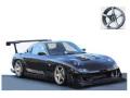 [予約]ignition model(イグニッションモデル) 1/18 マツダ RX-7 (FD3S) RE Amemiya ブラック ★生産予定数:160pcs