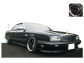 ignition model(イグニッションモデル) 1/43 日産 グロリア Cima (Y31) ブラック ★生産予定数:160pcs