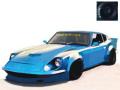 [予約]ignition model(イグニッションモデル) 1/18 LB-WORKS フェアレディ Z (S30) ライトブルー ★生産予定数:120pcs