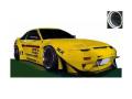 [予約]ignition model(イグニッションモデル) 1/18 Rocket Bunny 180SX Yellow ★生産予定数:100pcs