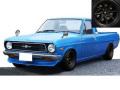 ignition model(イグニッションモデル) 1/43 日産 サニー Truck (B121) Long ライトブルー ★生産予定数:200pcs
