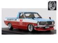 [予約]ignition model(イグニッションモデル) 1/43 日産 サニー Truck Long (B121) Blue / White / Red ★生産予定数:140pcs