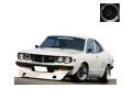 [予約]ignition model(イグニッションモデル) 1/18 マツダ サバンナ (S124A) セミワークス ホワイト ★生産予定数:120pcs ※Watanabe-Wheel