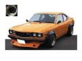 ignition model(イグニッションモデル) 1/43 マツダ Savanna (S124A) Semi Works Orange ★生産予定数:120pcs