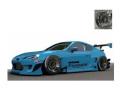 ignition model(イグニッションモデル) 1/43 PANDEM TOYOTA 86 V3 ブルー ★生産予定数:120pcs