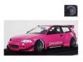[予約]ignition model(イグニッションモデル) 1/43 PANDEM CIVIC (EG6) ピンク ★生産予定数:100pcs