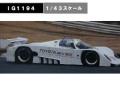 ignition model(イグニッションモデル) 1/43 トヨタ 89C-V 1989 Shakedown Test ★生産予定数:120pcs